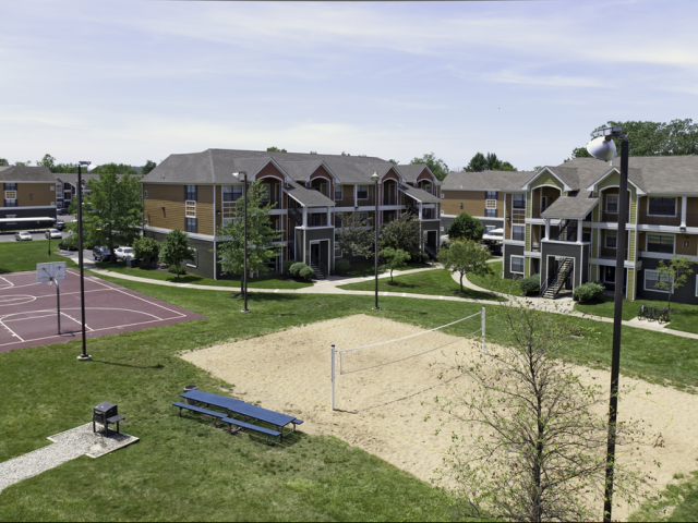 Image of Volleyball Court for The Reserve on West 31st
