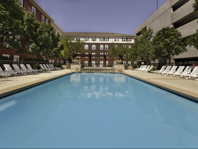 Image of Sparkling Pool & Hot Tub for The Commons on Kinnear