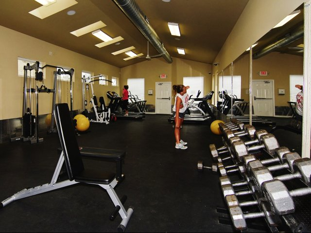 Image of 24-Hour Fitness Gym for The Lofts