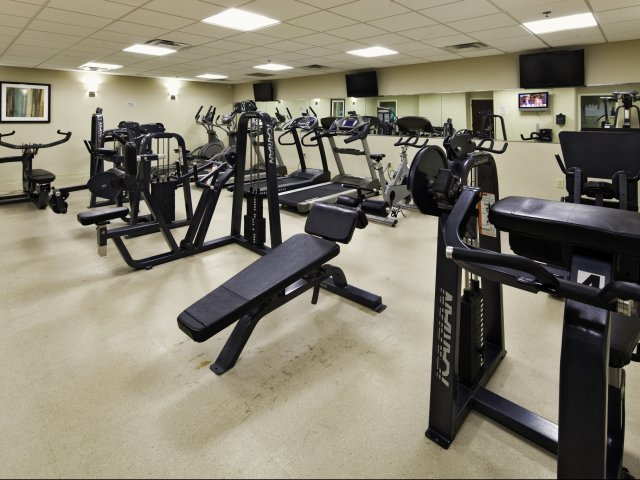 Image of 24-Hour Fitness Gym for 100 Midtown