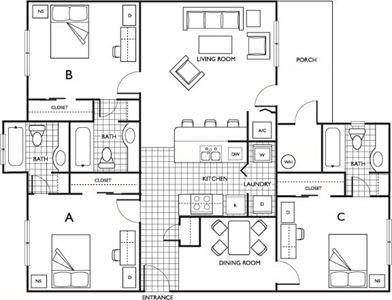 Delightful All|Floor Plans3x3