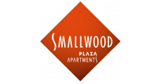 Smallwood Plaza Logo | ISU Campus Apartments | Smallwood Plaza