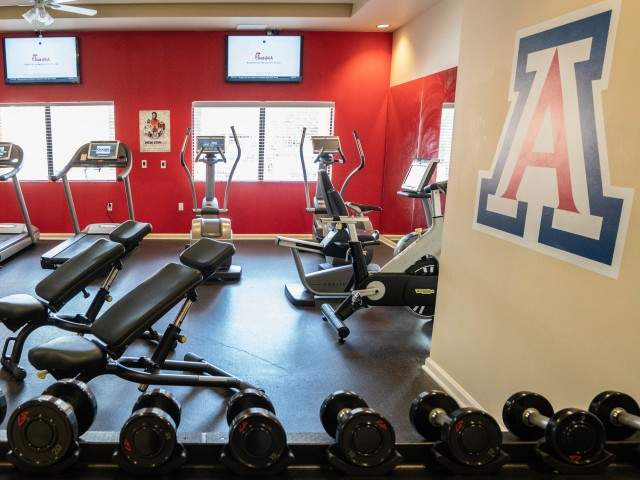 Image of 24 Hour Fitness Gym for The Junction at Iron Horse