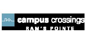 Campus Crossings Rams Pointe Logo