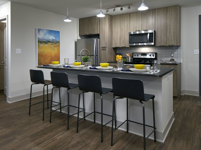 Image of Stainless Steel Kitchen Appliances for Six11