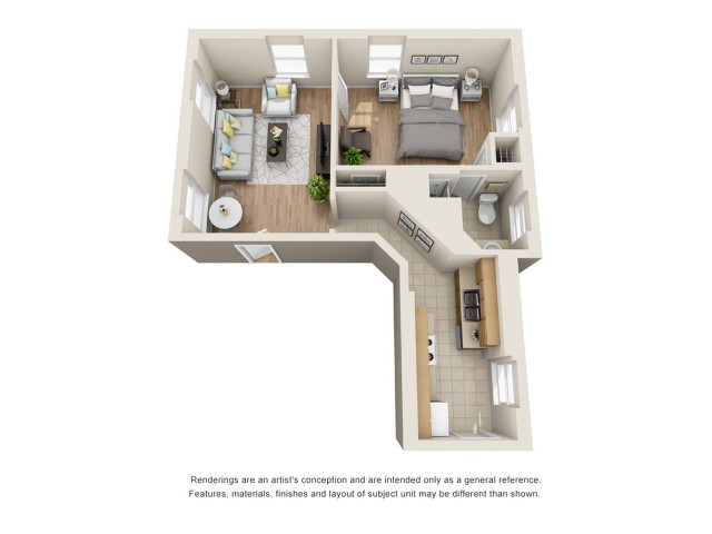 one bedroom apartments in richmond va