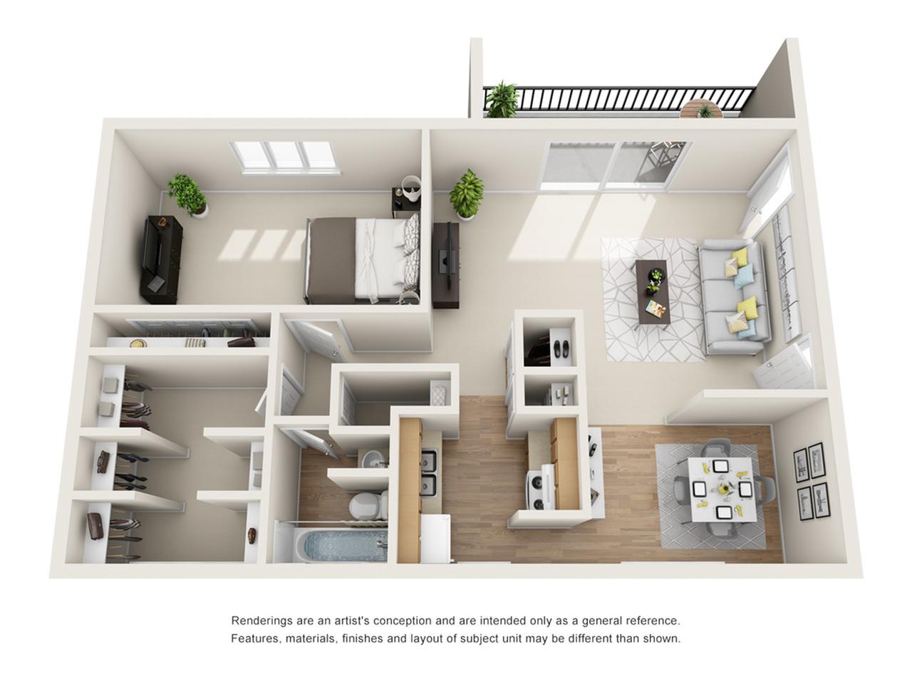 1 bedroom apartments in decatur ga