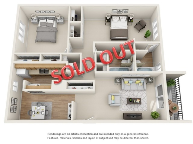 2 bedroom apartments in decatur ga