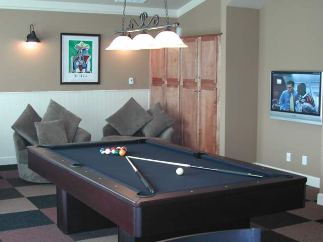 Image of Billiards Room for Bristol Park Apartments