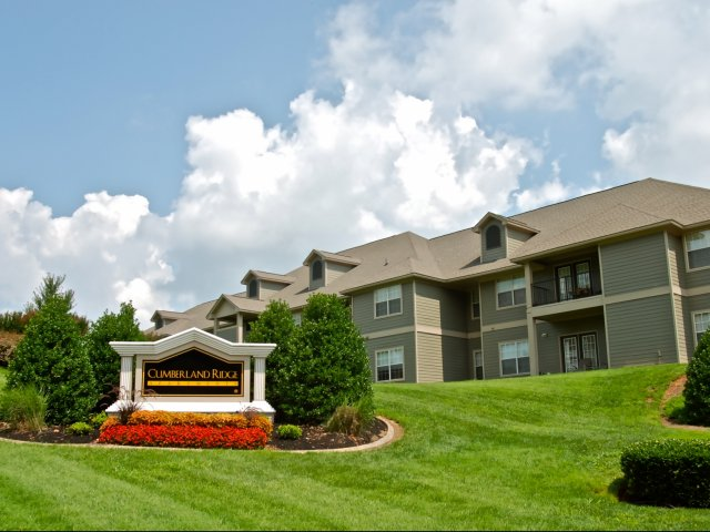 Image of Gated Community for -Cumberland Ridge Apartments