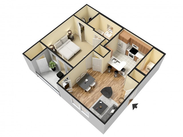 Campbell Floorplan