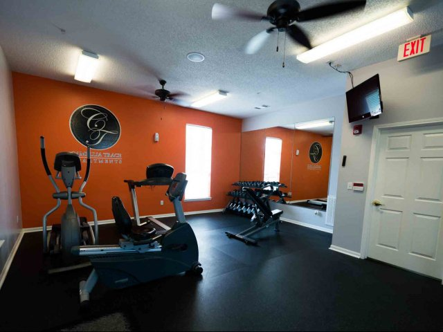 Image of 24 Hour Fitness Gym for -Camellia Trace Apartments