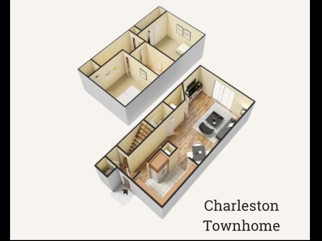 Charleston Townhome