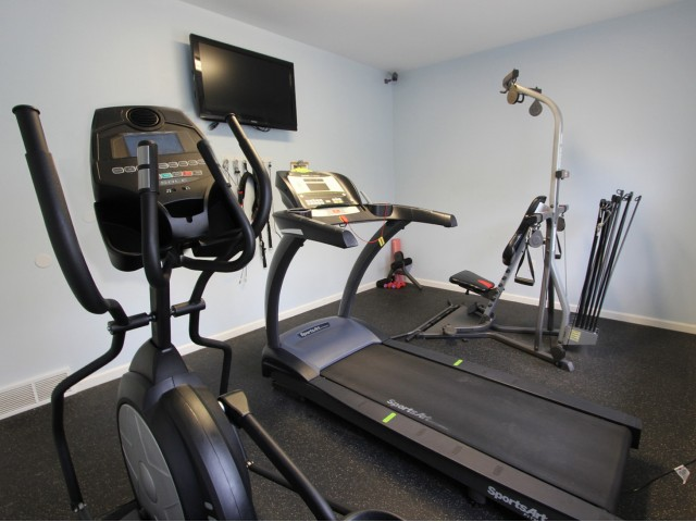 Image of Exercise room for Long Pond Village Apartments