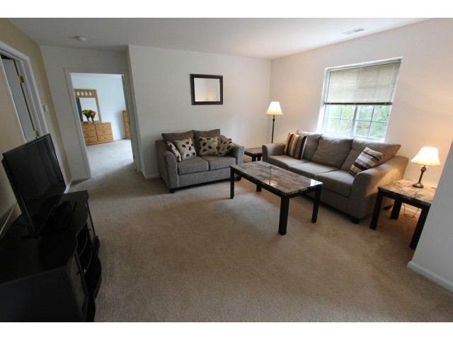 Image of Spacious living rooms for Long Pond Village Apartments
