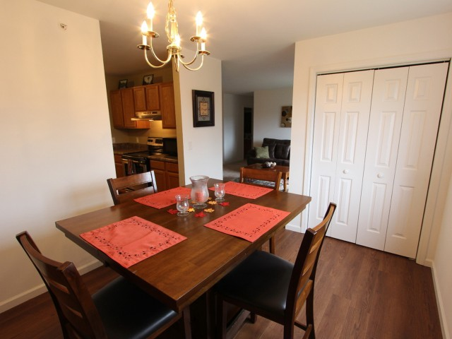 Image of Dining rooms for Long Pond Village Apartments