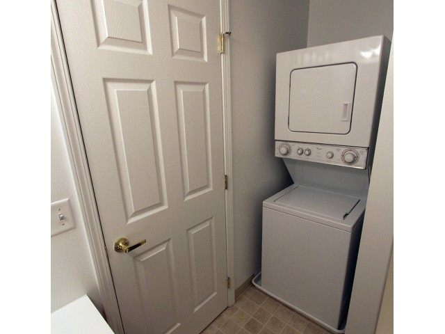 Image of Washer & Dryer in every apartment home for Long Pond Village Apartments