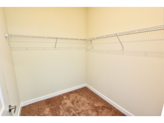Image of Large closets for Draper Lofts Apartments