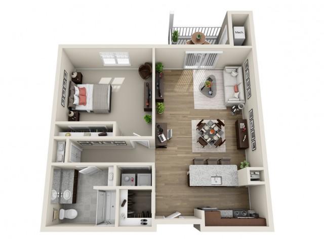 Carlton Hollow Apartments