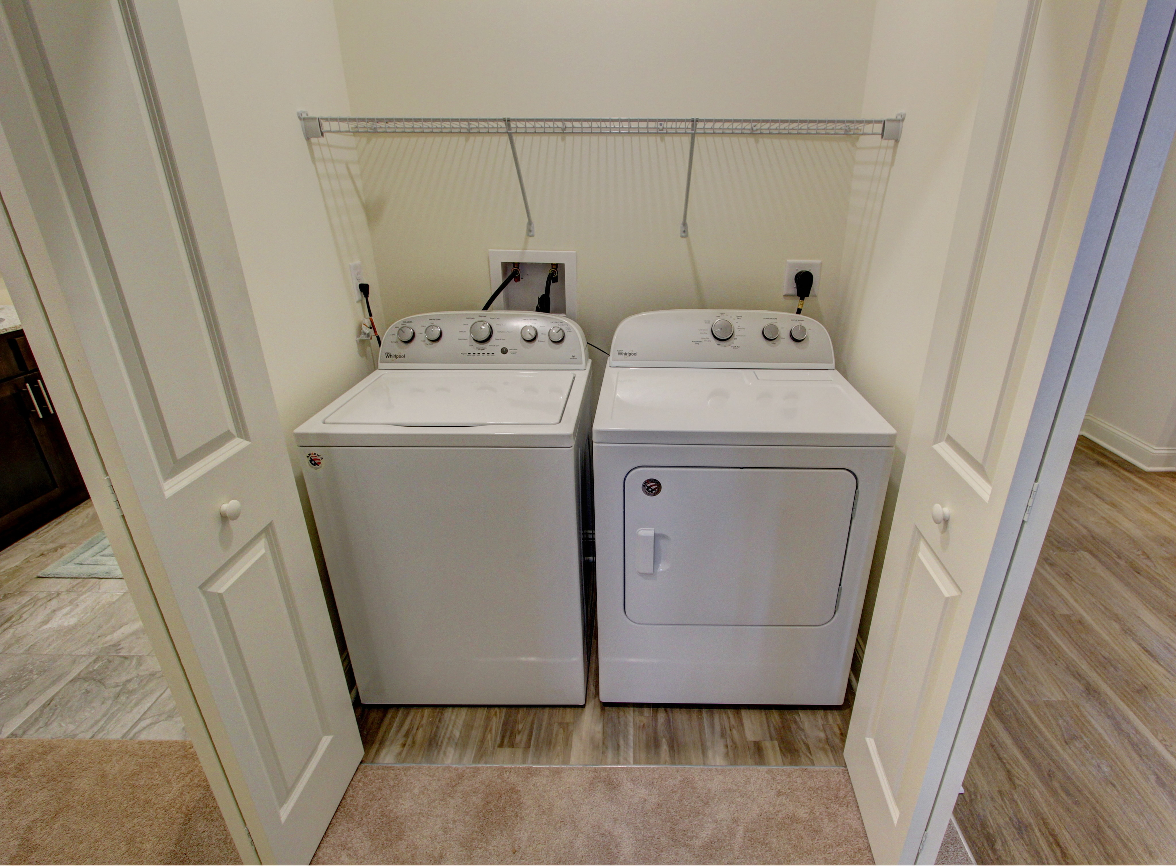 Image of Full size washer and dryer in every apartment for Carlton Hollow Apartments