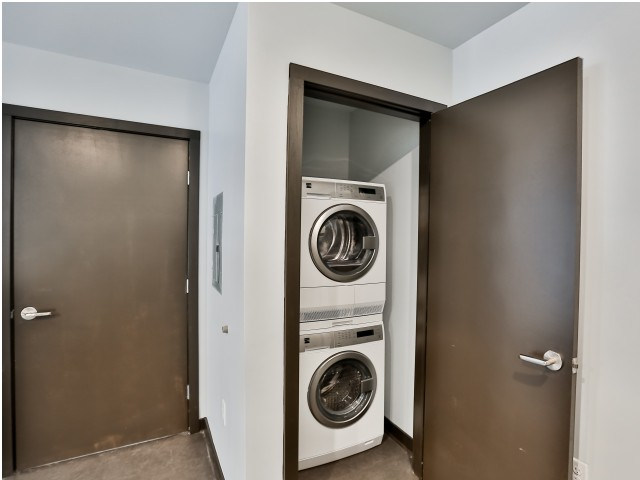 Image of Washer/Dryer in select apts for At Hudson Park
