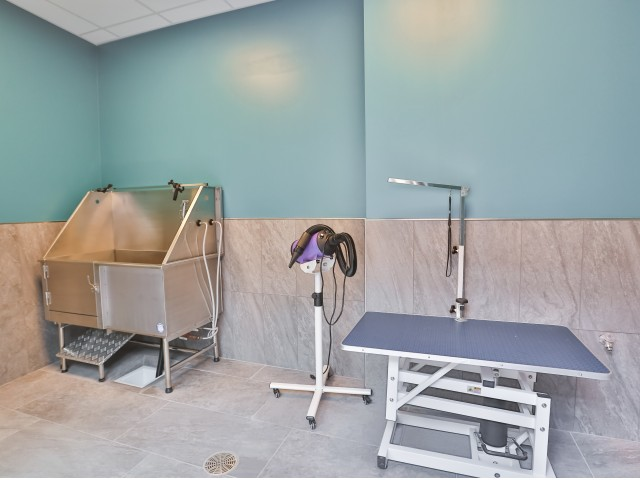 Image of Pet grooming center for At Hudson Park