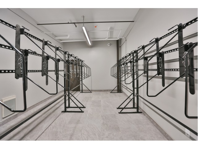 Image of Secure bicycle storage (additional fee) for At Hudson Park