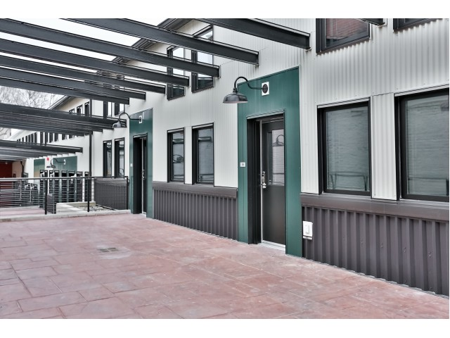 Image of Private entrances in select apts for At Hudson Park