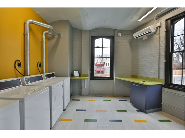 Image of Laundry facilities on each floor for At Hudson Park