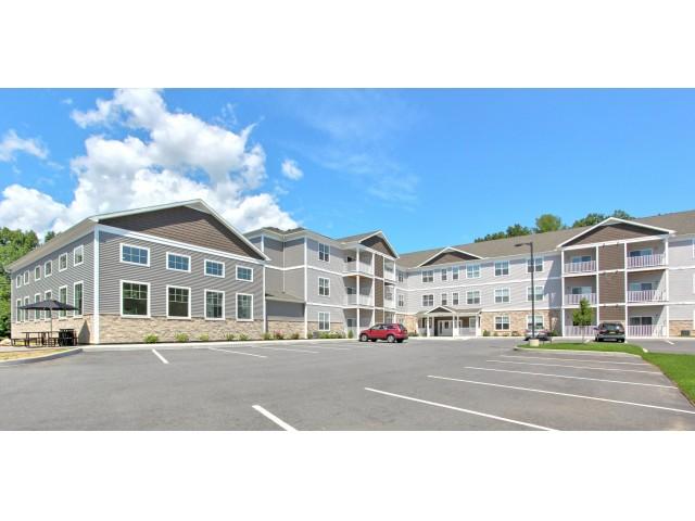 Carlton Hollow Apartments, exterior, buildings, balconies, parking