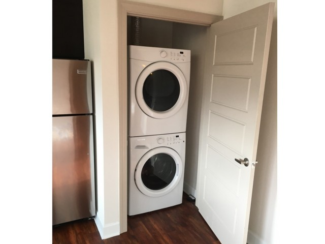 Image of Washer Dryer Hook-ups available for Homeroom Lofts