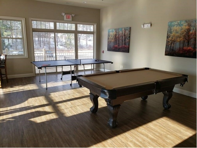 Image of Recreation room for Mill Hollow Apartments