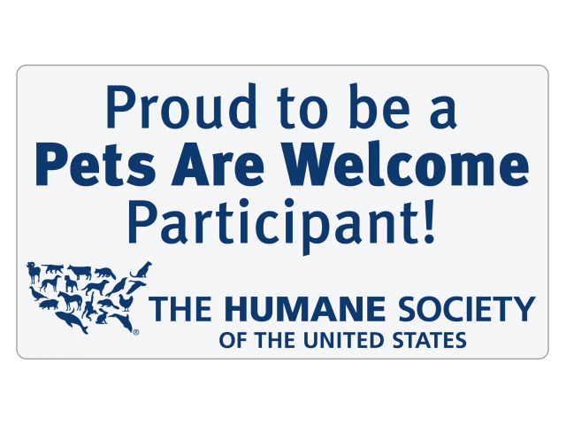 Carlton Hollow Apartments, Pets Are Welcome, Humane Society