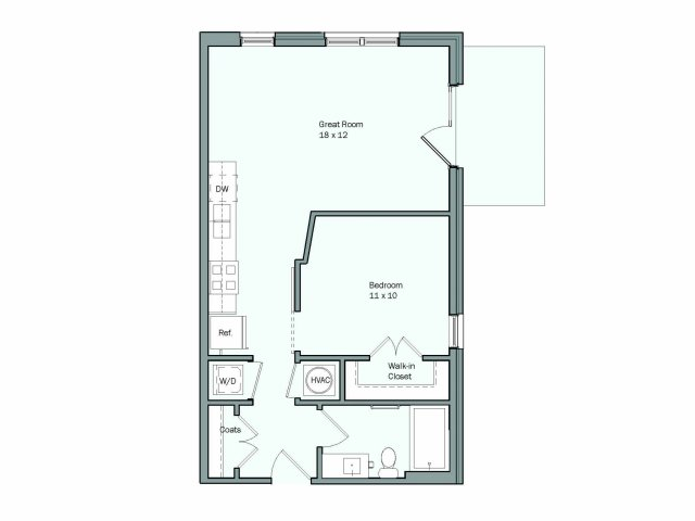 1, 2 U0026 3 Bedroom Apartment Floor Plans In Dulles, VA