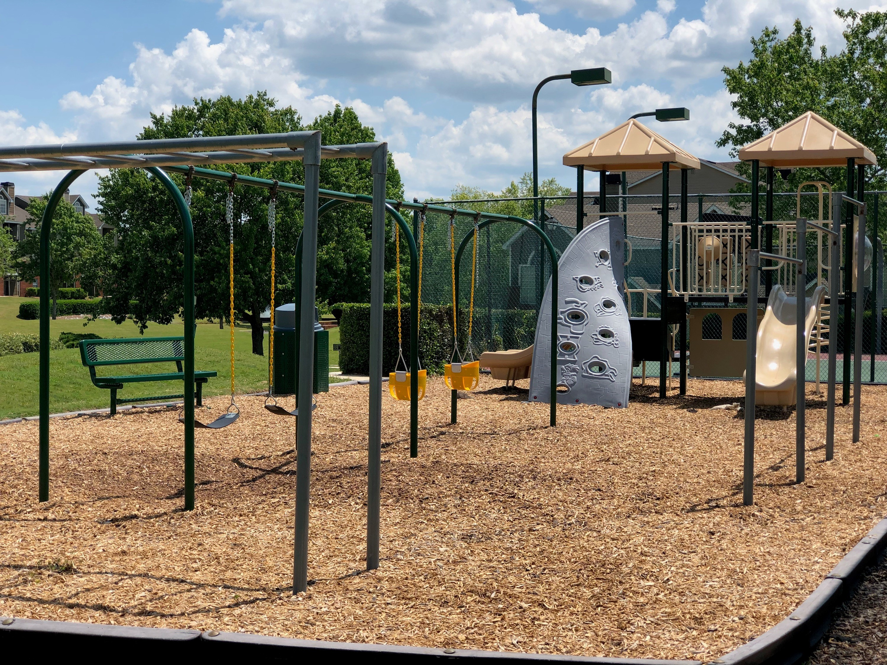 Image of Children's Playground for Vaughn Lakes