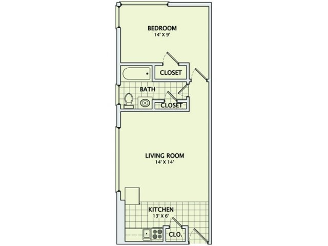 The Lewis Floorplan