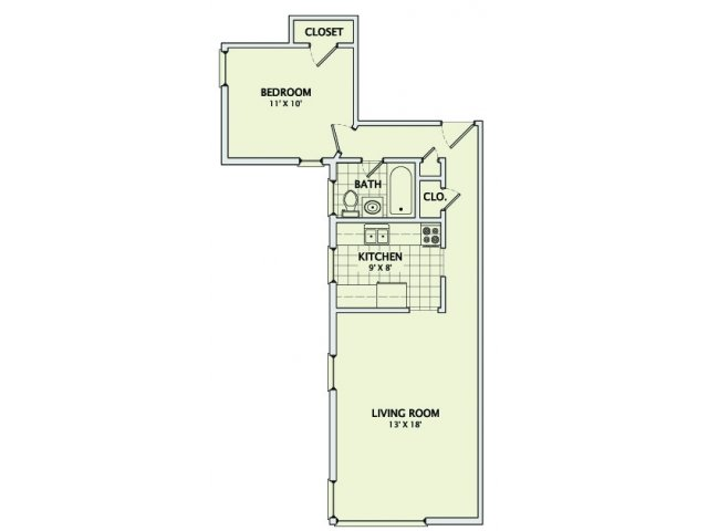 The Kent Floorplan