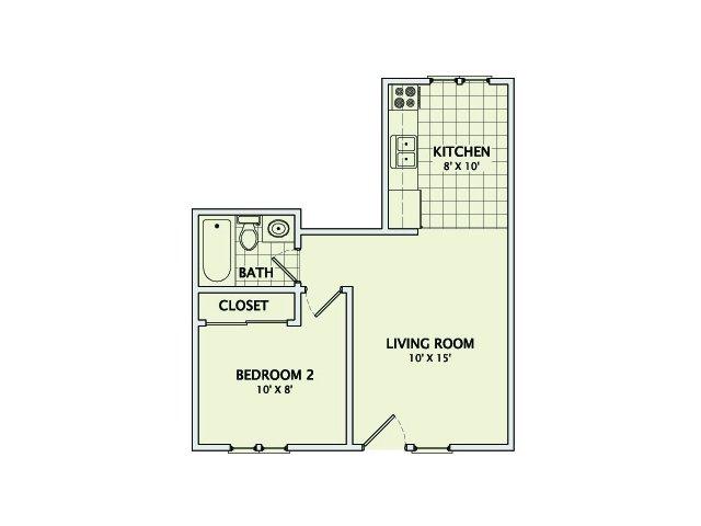 The Sage Floorplan