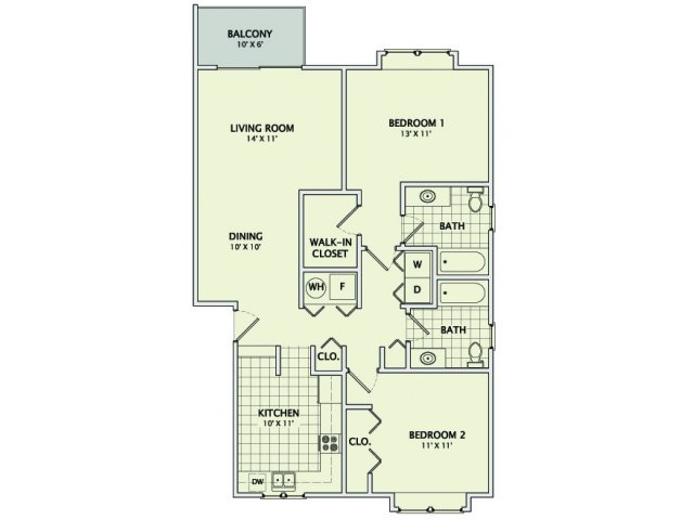 The Marquise Floorplan