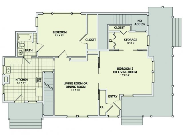 The Victorian Floorplan