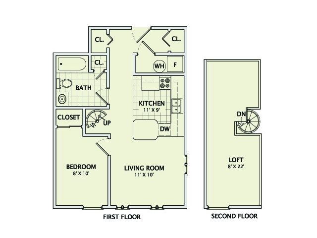 The Jasper Floorplan