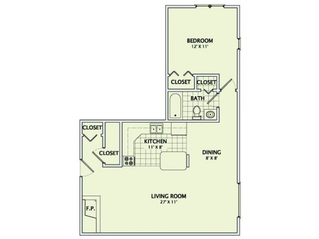 The Marble Floorplan