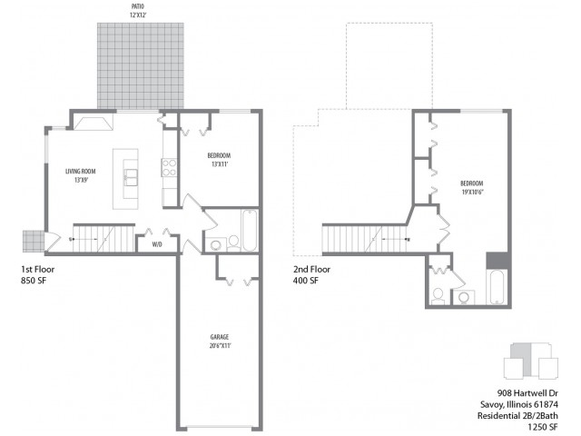 The Trevino Floorplan