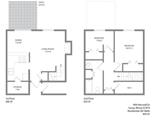 The Hogan Floorplan