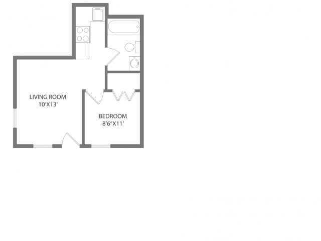 The Holiday Floorplan