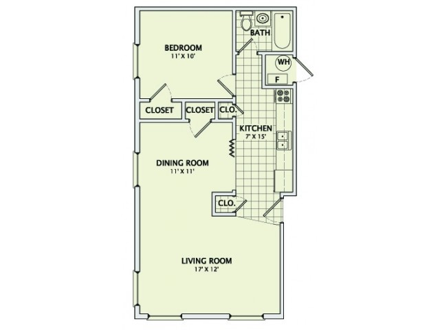 The Stone - Unique Floorplan