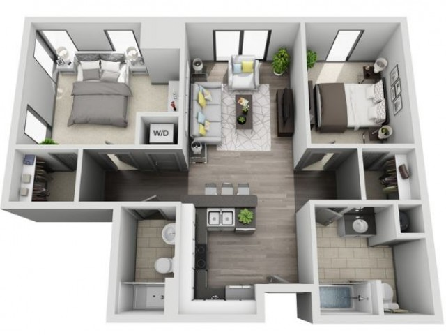 2BR - C