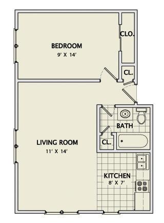 Grange floorplan