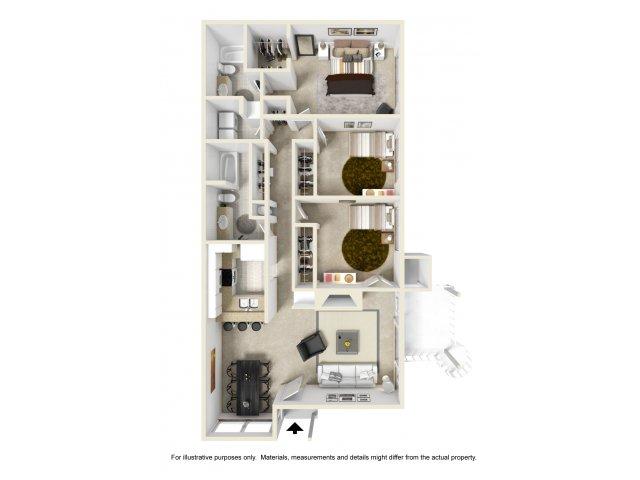 Three Bedroom Apartments in San Pedro, CA l Harborview Apartment Homes