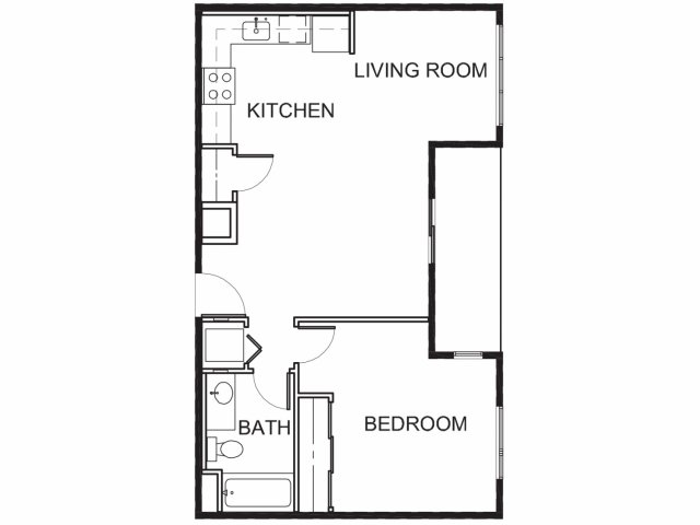 Brand New One Bedroom Apartments for Rent   Mason at Hive Apartments in Oakland, CA Now Leasing